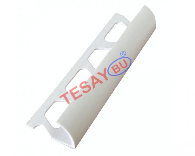FÇDP12 - 12 mm PVC Dış Köşe Fayans Çıtası