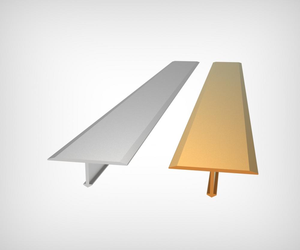 GPRT25 - 25 mm Alüminyum ( T ) Profil
