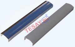 BRDA1010 - 10mm Dış Bükey Bordür Profili