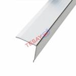 FKDAK20 - 20x20 Parlak Alüminyum L Profil
