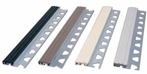 BAPV08 - 8 mm PVC Bantlı Basamak Profili
