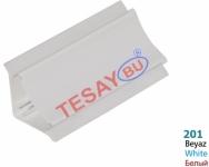 Tİ-12 / 30X30 PVC İç Bükey Süpürgelikler (Düz Renkler)
