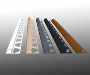 FÇDP085 - 8 mm PVC Federli Fayans Çıtası