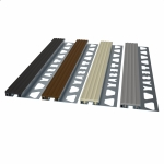 BAPV - PVC Bantlı Basamak Profili