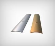 GPRA28 - 28 mm Alümnyum Geçiş Profili